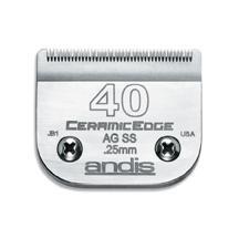 Pente Andis Ceramica #40 SS (special Surgery)