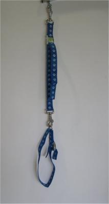 Fita Azul com patas para cabeça