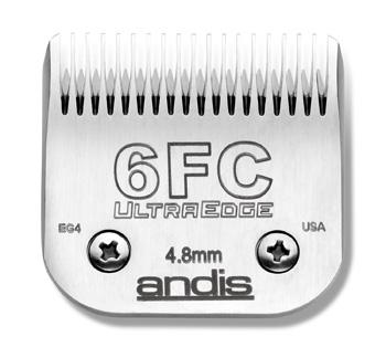 Pente Andis #6FC