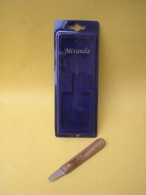 Miranda Faca Stripping orelhas R200