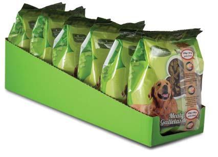 Biscoitos Semi Humido Sabor Frango