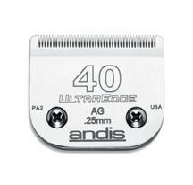 Pente Andis #40 corte 0.25mm cirurgia