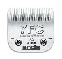 Pente Andis #7FC corte 3mm