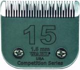 Wahl #15 Ultimate Competition Series (1.5mm)