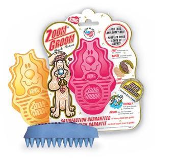 Kong Zoom Groom Rosa